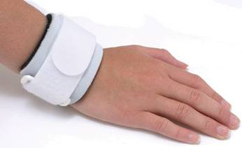 Breakdancing Wrist Support