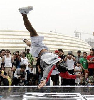 Learn breakdance in singapore